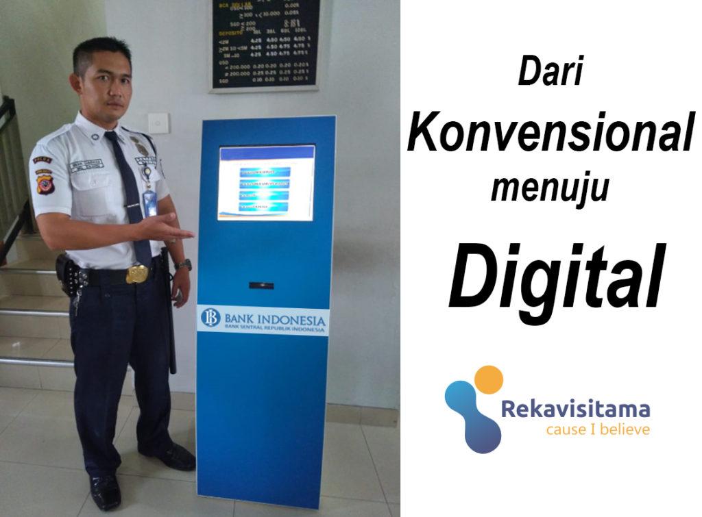 mesin antrian bank indonesia-mesin antrian bank
