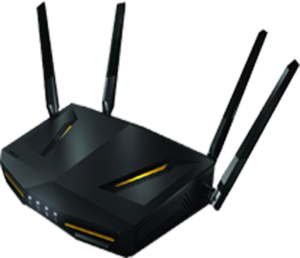 router sistem antrian